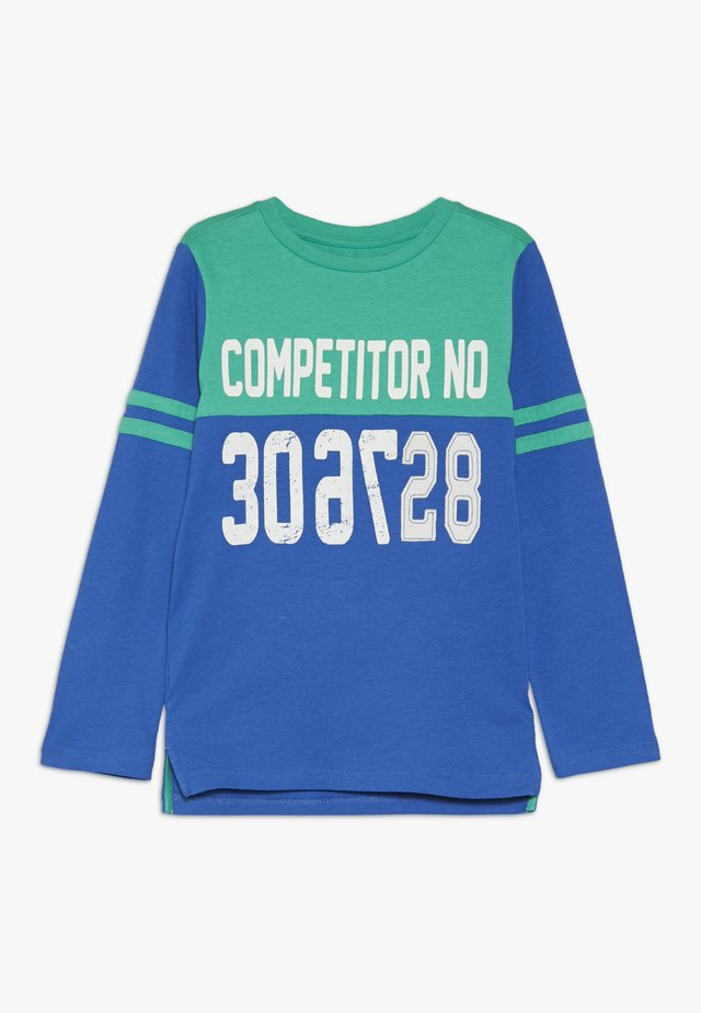 COMPETITOR  - Long sleeved top - royal