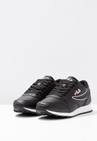 Fila - ORBIT - Zapatillas - black