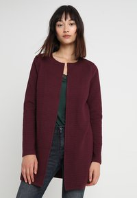 Vila - VINAJA NEW LONG JACKET - Summer jacket - winetasting - 0