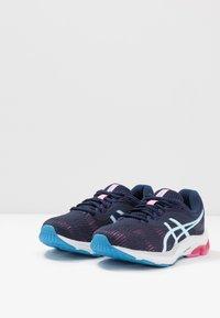 ASICS - GEL-PULSE 11 - Neutral running shoes - peacoat/white - 2
