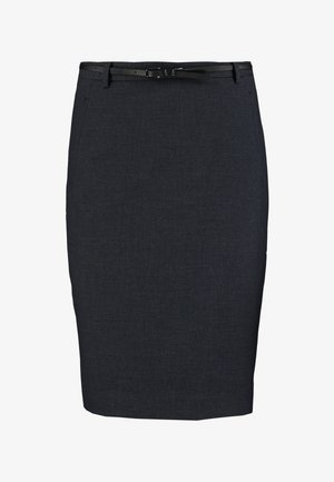 SKIRT NEW - Pencil skirt - navy