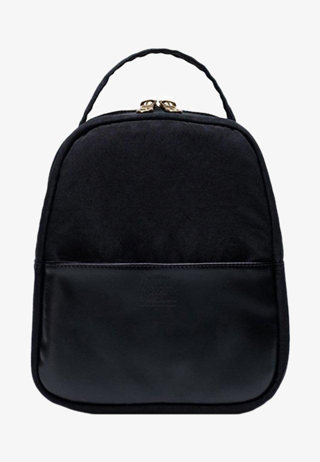 CAPSULE - Tagesrucksack - black