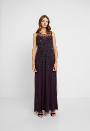 MARGARITA MAXI - Gallakjole - purple