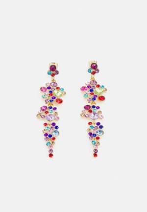 PCCATALINA EARRINGS - Earrings - gold-coloured/multi
