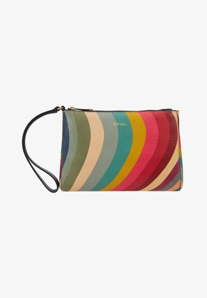 WOMEN BAG WRISTLET - Kopertówka - multicolor