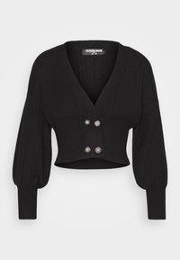 Fashion Union Petite - MEEKER - Cardigan - black - 3