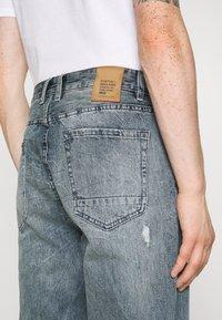 Gianni Lupo - Straight leg jeans - blue - 7