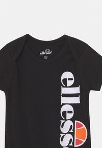 Ellesse - ELEANORI BABY SET UNISEX - T-shirt print - black - 3