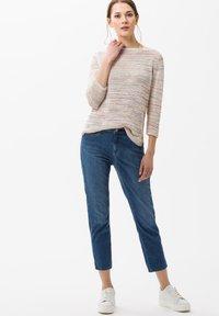 BRAX - STYLE MARY  - Straight leg jeans - blue - 1