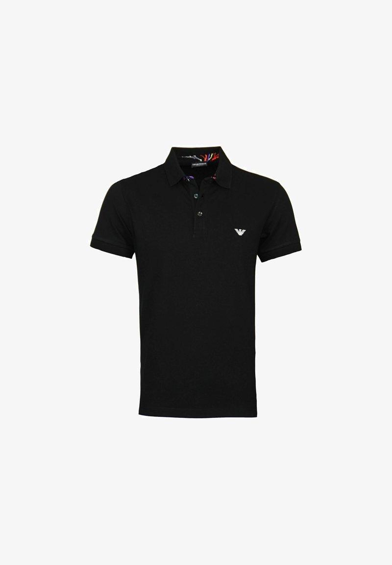 Emporio Armani - Poloshirt - schwarz