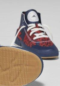 adidas by Stella McCartney - ADIDAS BY STELLA MCCARTNEY TREINO MID-CUT PRINT SHOES - Sneakers alte - blue - 10