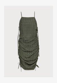 Birgitte Herskind - ANITA DRESS - Vestito elegante - dark army - 4