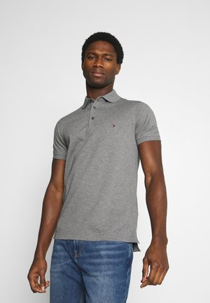 Poloshirt - dark grey heather