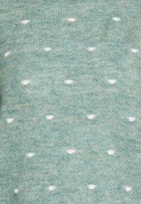 b.young - BYMARTINE SMALL DOT - Jumper - blue surf mix - 2