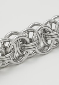 Uncommon Souls - CHUNKY CHAIN NECK - Necklace - silver-coloured - 4