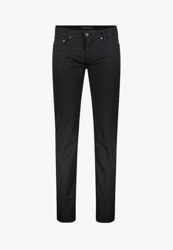 ARNE - Slim fit jeans - black