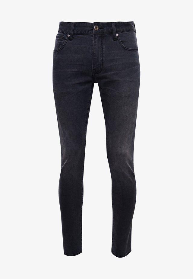 Jeans slim fit - portland washed black