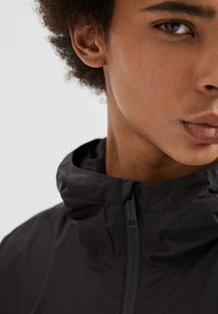PULL&BEAR - Outdoor jacket - black - 3