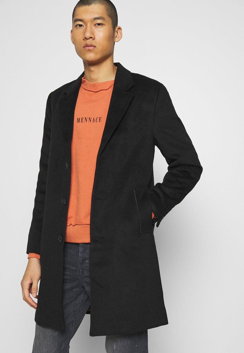 River Island - Short coat - black