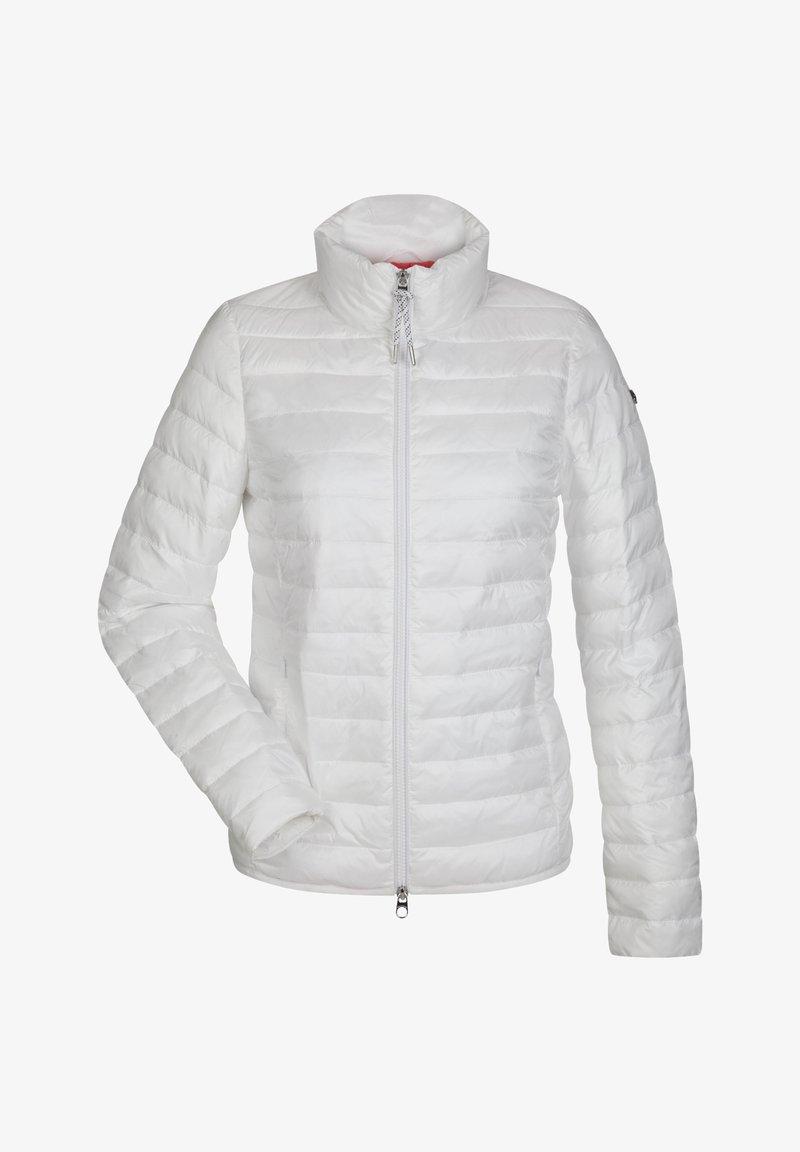 Milestone - COFFEE - Light jacket - weiß
