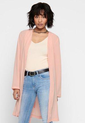 COATIGAN EINFARBIGER - Summer jacket - tropical peach