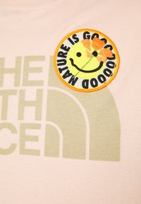 The North Face - PATCHES TEE  - T-shirts med print - evenng sand - 2