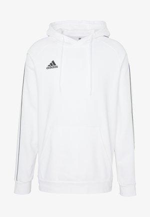 CORE ELEVEN FOOTBALL HODDIE SWEAT - Hoodie - white
