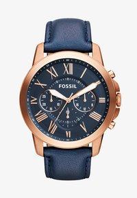 Fossil - Chronograaf - blau - 1