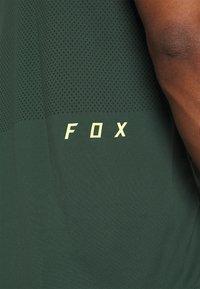 Fox Racing - RANGER FOXHEAD  - Triko spotiskem - green - 5