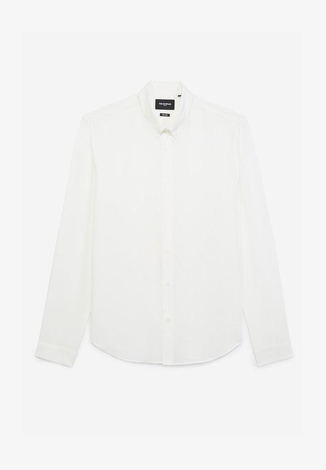 COL CLASSIQUE - Koszula - white