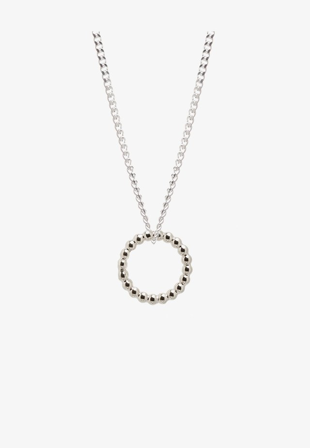 CHAMPAGNE - Necklace - silver