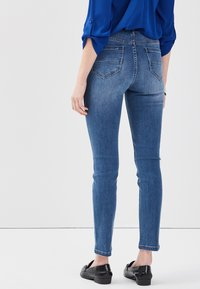 Cache Cache - Slim fit jeans - stone blue denim