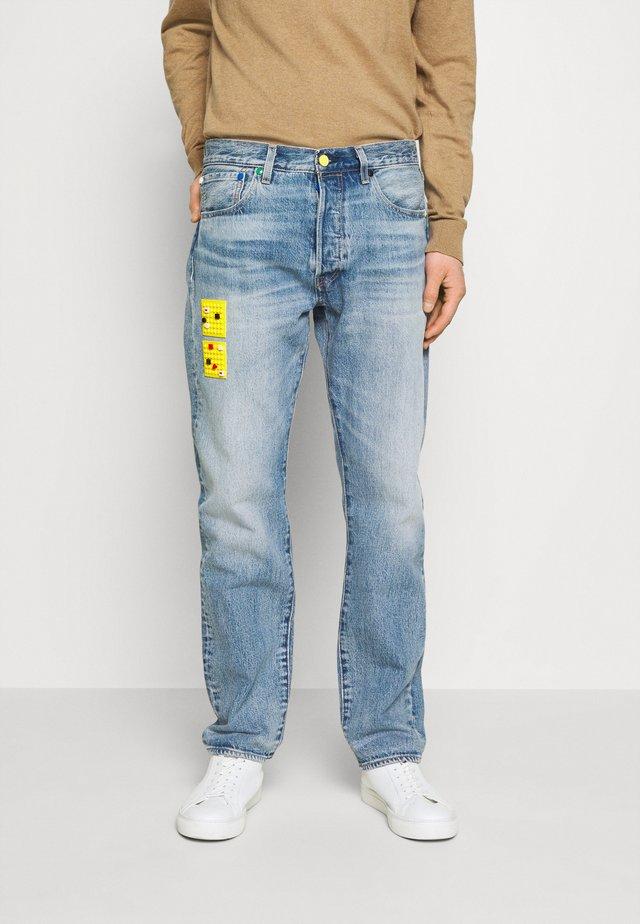 LEVI'S® X LEGO 501® '93 STRAIGHT - Straight leg jeans - studs on top