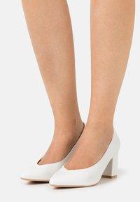 RAID - JULES - Classic heels - white - 0