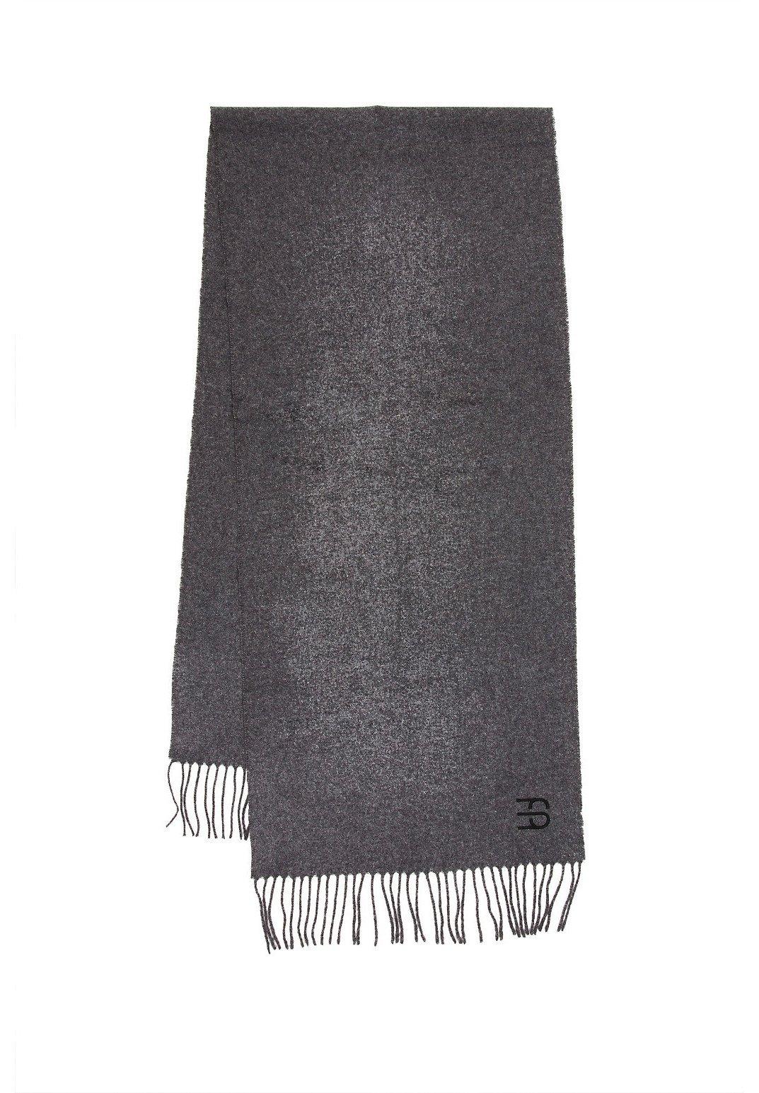 Esprit Schal - dark grey/dunkelgrau - Herrenaccessoires pzhS8