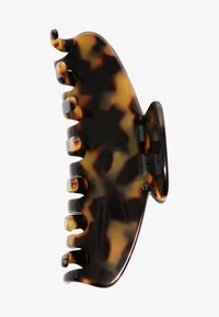 Villa d'Assia - HAIR CLIP TORTOISE M - Hair styling accessory - tortoise - 0