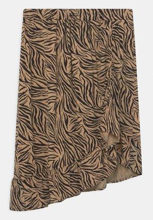 GIRLS SKIRT - Áčková sukně - beige