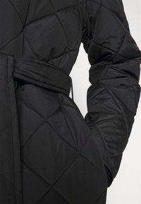 Bruuns Bazaar - AZAMI LINETTE COAT  - Winter coat - black - 6