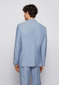 BOSS - Blazer jacket - open blue - 2