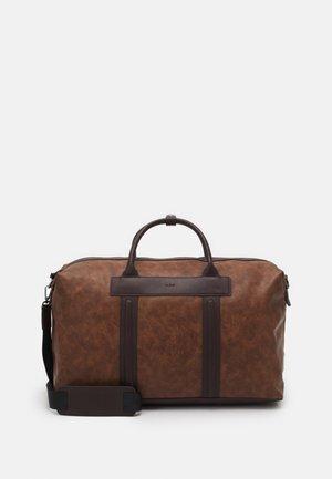 VOLKODAV - Weekend bag - dark brown