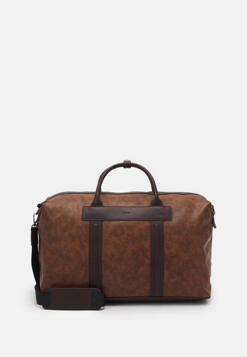 ALDO - VOLKODAV - Weekend bag - dark brown