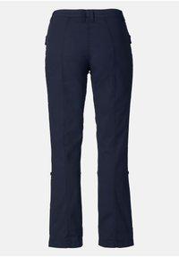 Sheego - Trousers - marine - 1