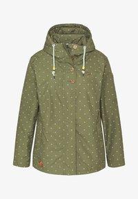LYNX - Summer jacket - olive