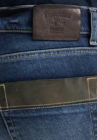 Pioneer Authentic Jeans - STAN - STRAIGHT FIT - Straight leg jeans - stone used - 5