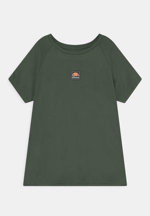 UNISEX - T-shirt print - dark green