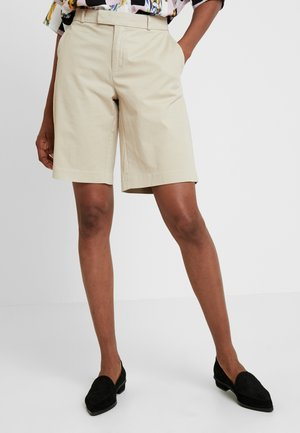 BERMUDA - Shorts - golden beige