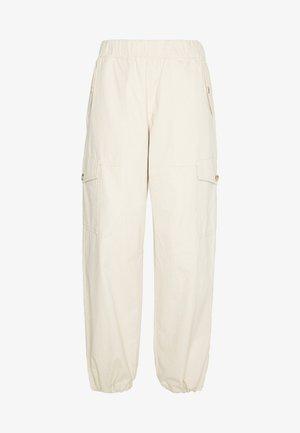 SUM TROUSERS - Trousers - beige dusty