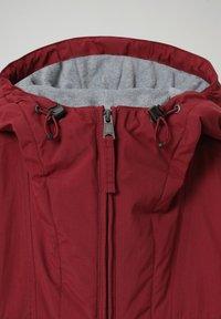 Napapijri - RAINFOREST POCKET - Light jacket - vint amaranth - 2
