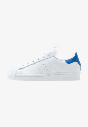SUPERSTAR - Sneaker low - footwear white/glow blue