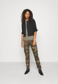 JDY - JDYARMY STRAIGHT PANT - Cargo trousers - kalamata - 1